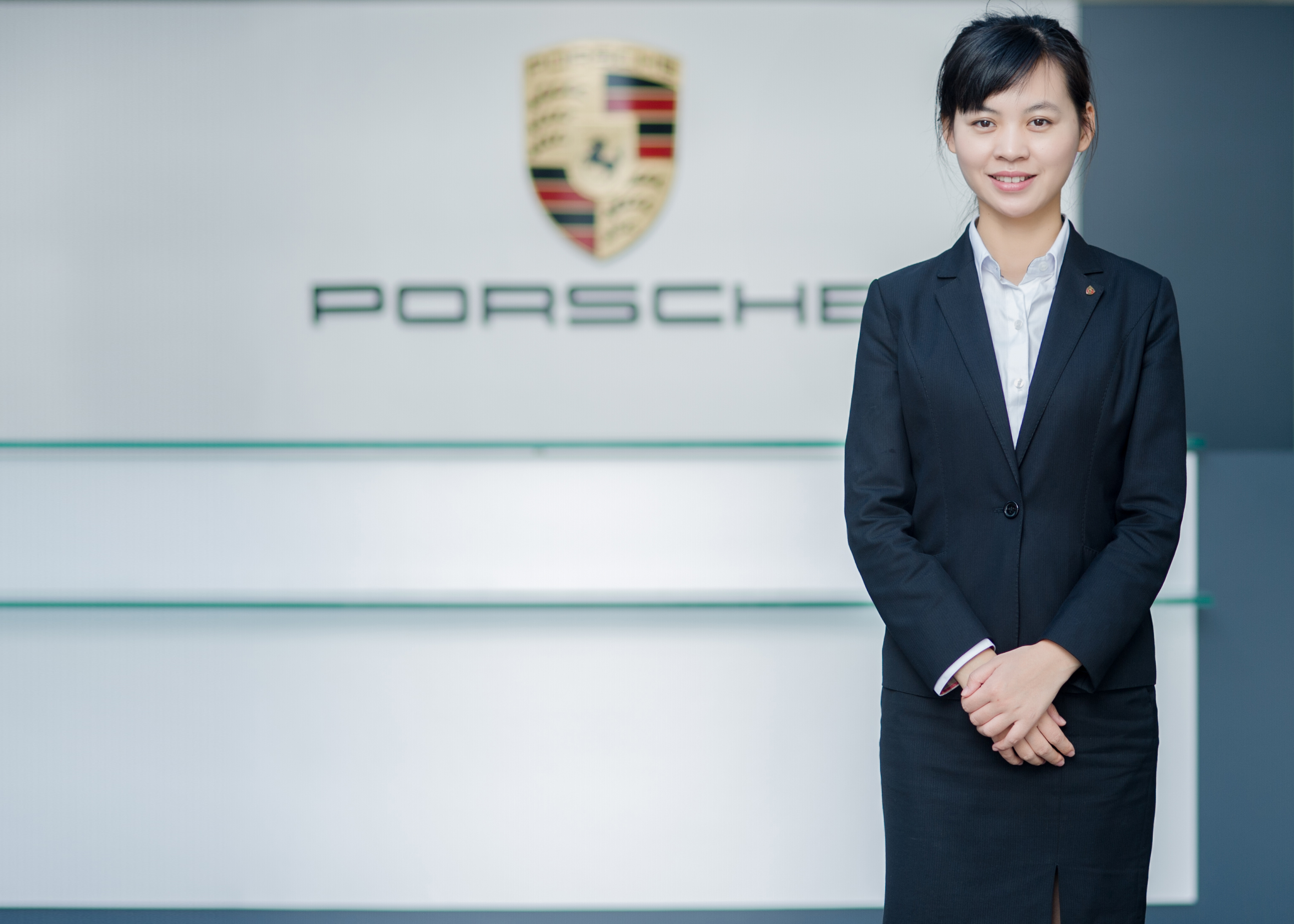 our team porsche centre foshan shunde